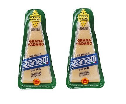 Grana Padano Zanetti 2x250g (500g)