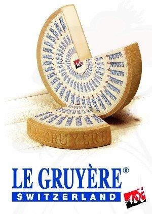 Gruyere Käse – Schweizer + / – 500 Gramm