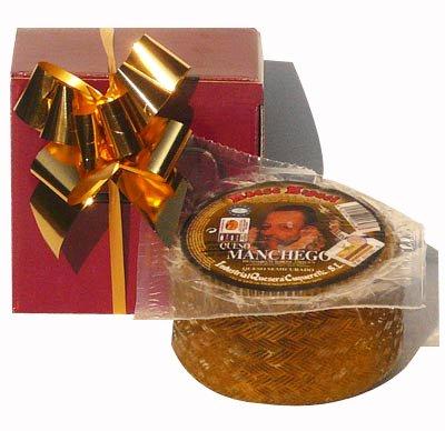Spanischer Käse zum Verschenken: Manchego-Käse, D.O. – ca. 1 kg