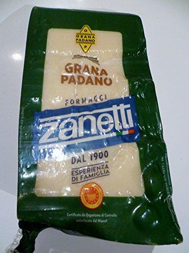 Parmesan Grana Padano von der Firma Zanetti Italien Käse