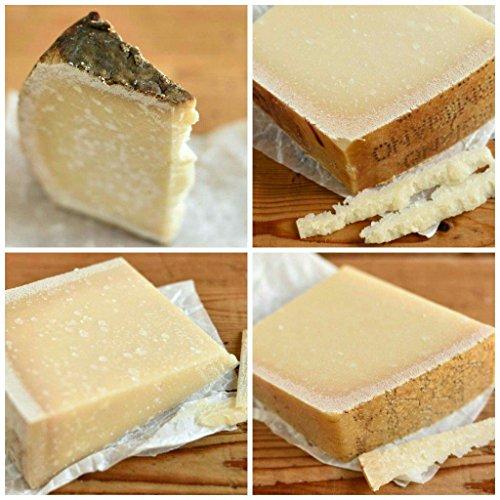 Parmesan, Pecorino & Brüder – Probierpaket – Set 4 bis 6 Sorten = 1000g Käse VAKUUMIERT