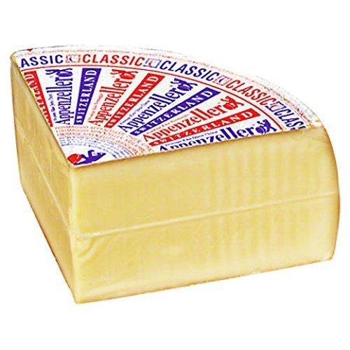 Appenzeller Käse mild-würzig Swiss (classic)AOC (ca.300g Stück)