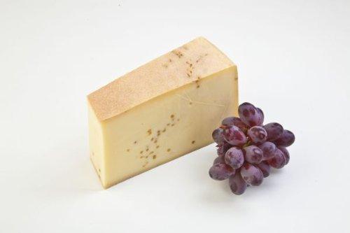 Tiroler Bauernstandl – 400 g Käse – Bio Bocksberger, Hartkäse aus silofreier Heumilch mit Bockshornklee